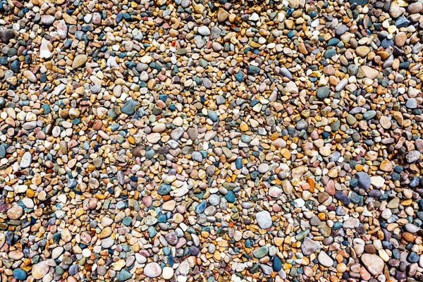 Foto stock: Pedra · ver · polido · pedras