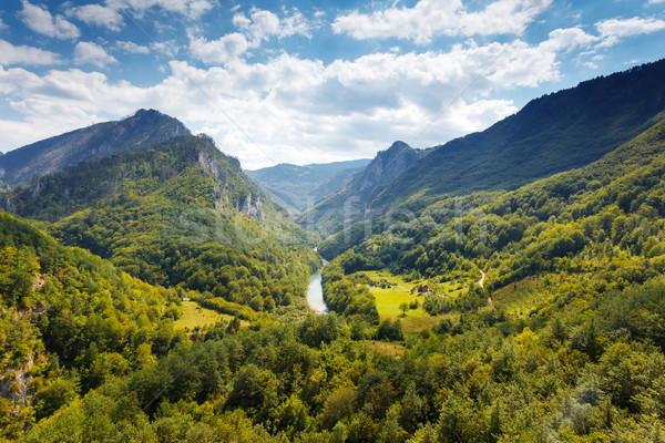 каньон фантастический мнение реке второй Мир Сток-фото © Leonidtit