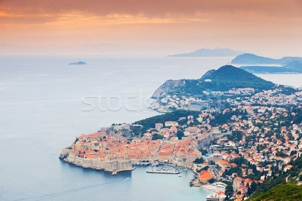croatia Stock photo © Leonidtit