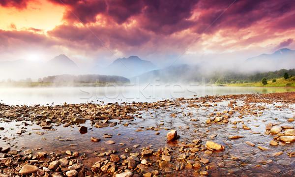 river Stock photo © Leonidtit
