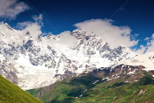 high mountain Stock photo © Leonidtit