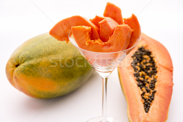 Get a healthy start into your day with Papaya!
