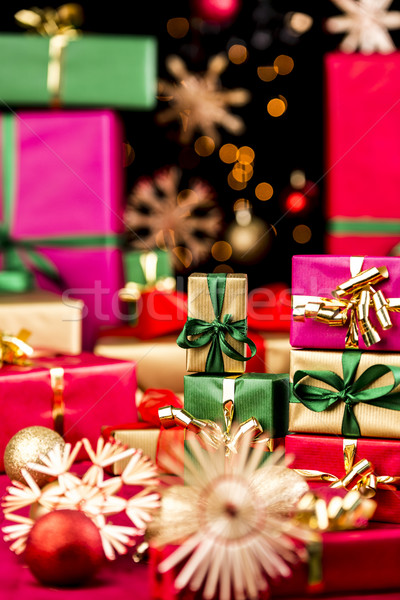 Little Xmas Gifts and Larger Presents