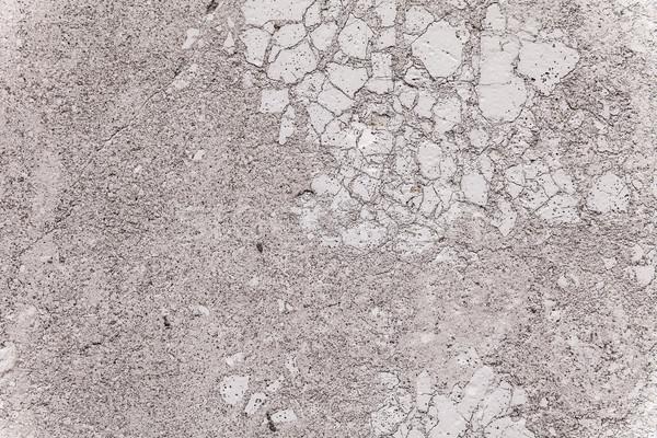 Közelkép textúra külső tapasz fal felület Stock fotó © leowolfert
