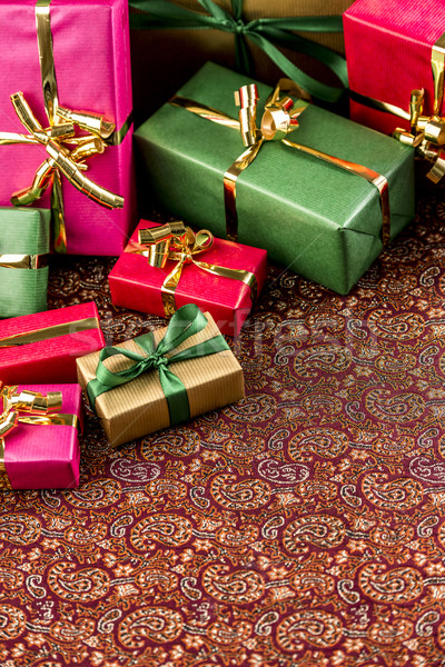 Background for Any Gift-Giving Occasion