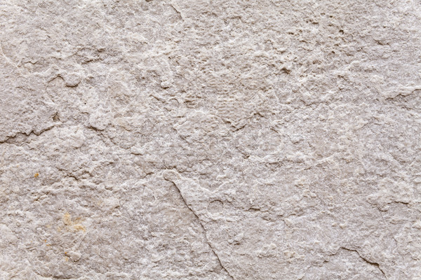 Texture Of Ancient Stone Block Of Exterior Wall 