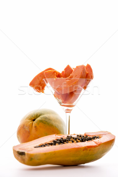 Papaya - a healthy food product
