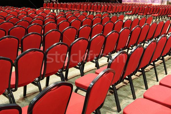 seat chairs Stock photo © leungchopan