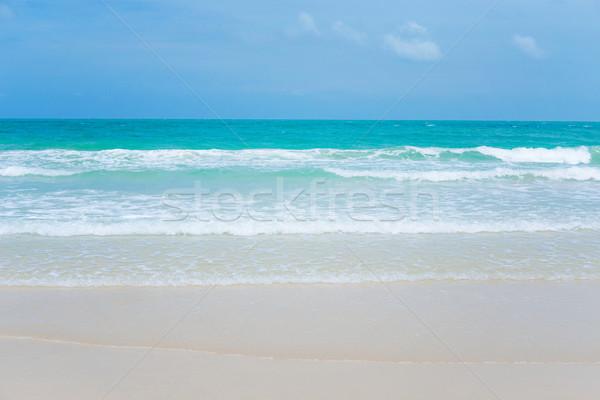 Tropical beach Stock photo © leungchopan
