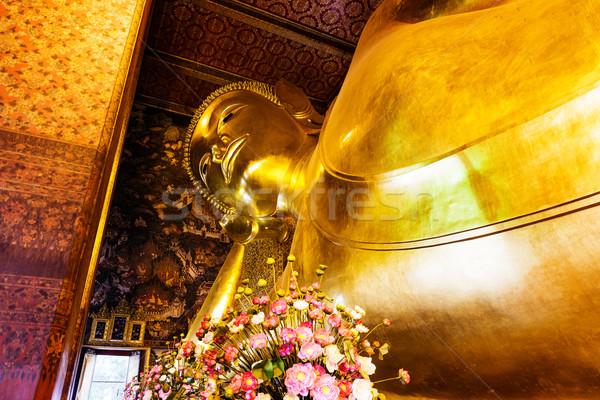 仏 花 礼拝 アジア アンティーク 宗教 ストックフォト © leungchopan