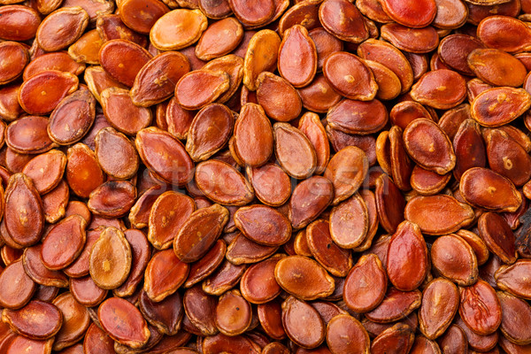 Red melon seed for lunar new year Stock photo © leungchopan
