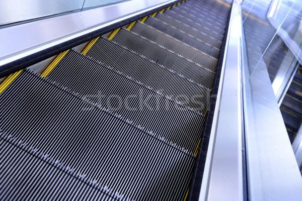 escalator Stock photo © leungchopan