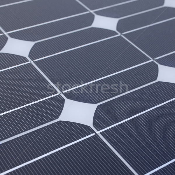 solar panel Stock photo © leungchopan
