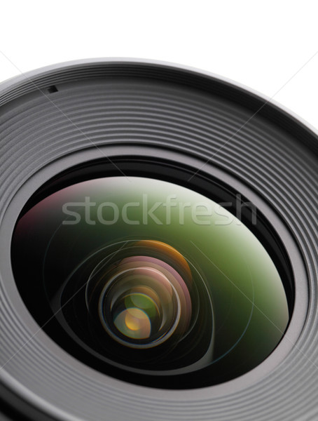 Dslr vetro arte industria film Foto d'archivio © leungchopan