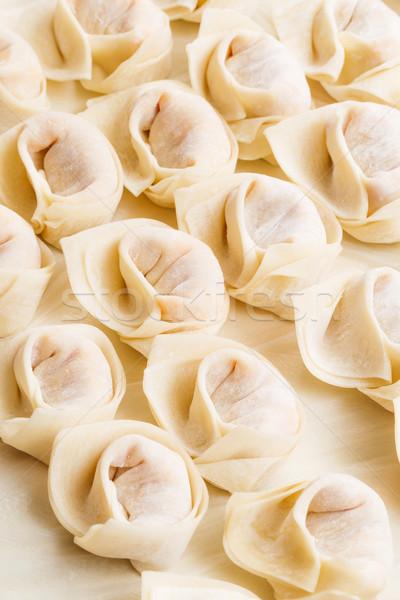 Chinese dumpling Stock photo © leungchopan