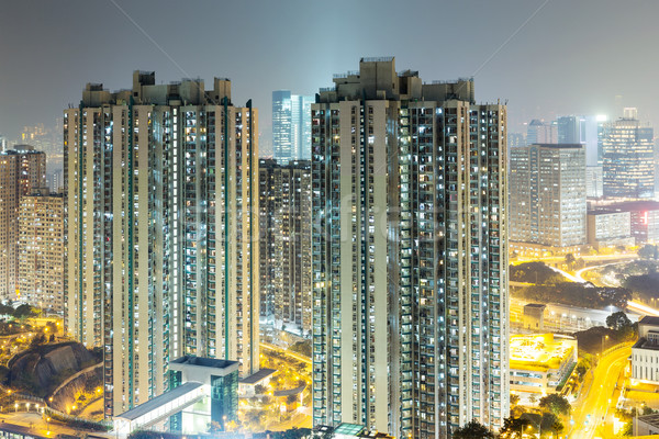 Stock photo: Public Estate in Hong Kong