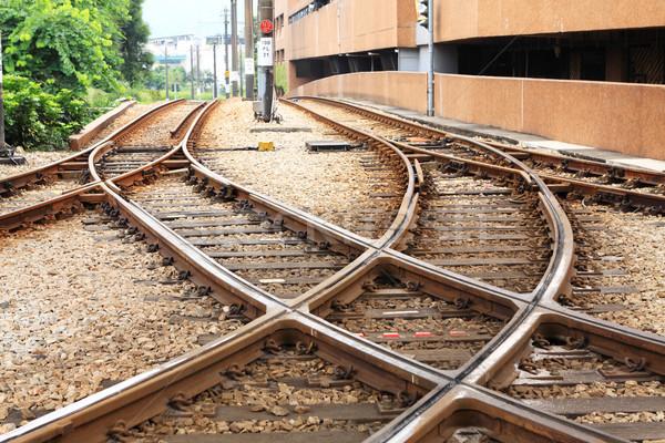 railway Stock photo © leungchopan