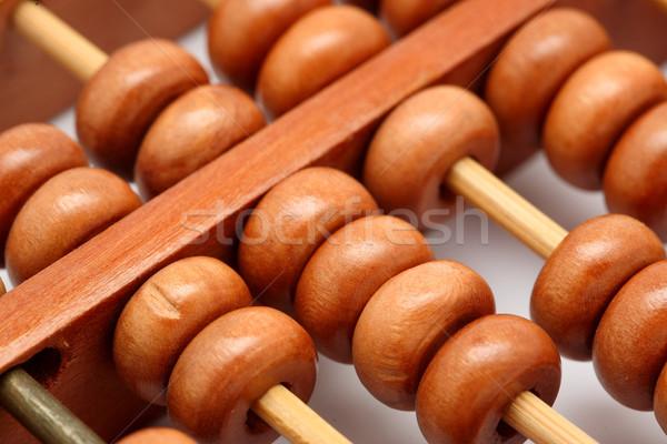 abacus Stock photo © leungchopan