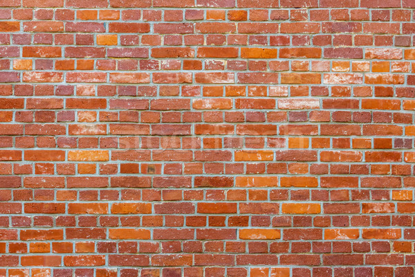 Red brick wall Stock photo © leungchopan