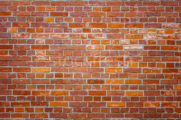 Backsteinmauer textur rot stein ziegel tapete for Ziegel tapete