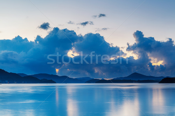 Morning seascape Stock photo © leungchopan