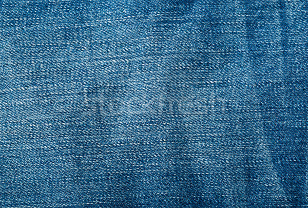 Jean texture detail Stock photo © leungchopan
