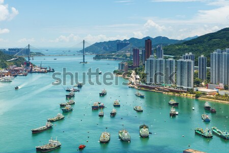 Stock photo: Hong Kong