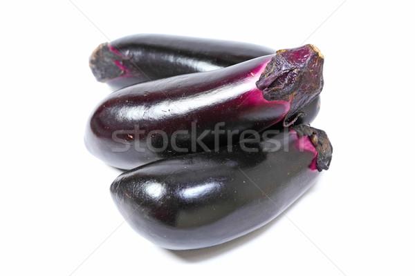 aubergine Stock photo © leungchopan