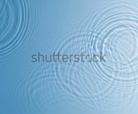 édesvíz égbolt nyár óceán kék utazás Stock fotó © leungchopan