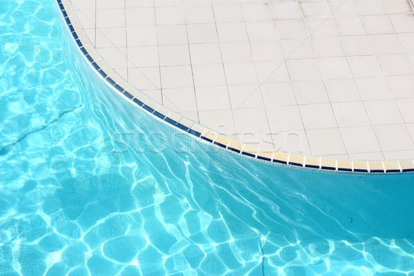 Swimming pool Stock photo © leungchopan