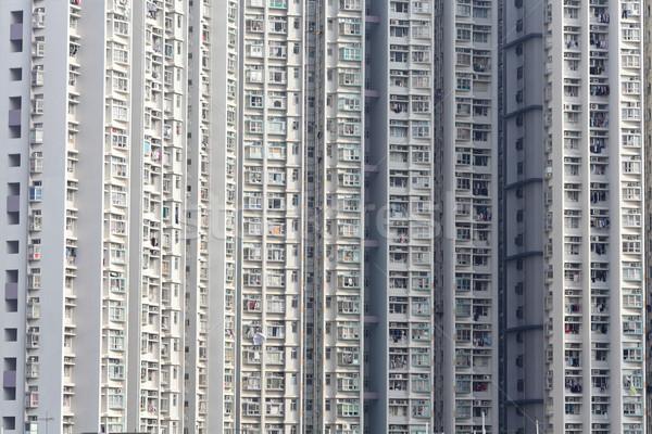 Hong Kong public house Stock photo © leungchopan
