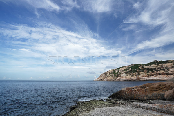 coast Stock photo © leungchopan