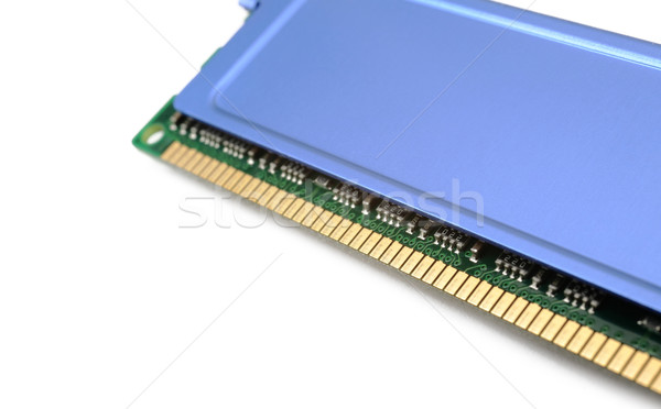 computer ram Stock photo © leungchopan
