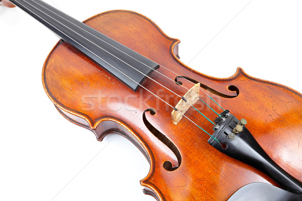violin Stock photo © leungchopan