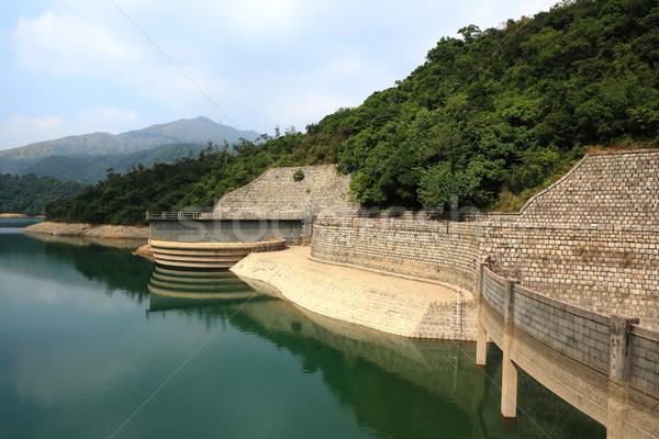 reservoirs Stock photo © leungchopan