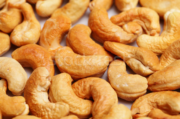 Roasted cashew nuts Stock photo © leungchopan