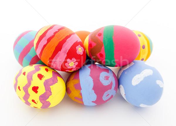 Easter egg Stock photo © leungchopan