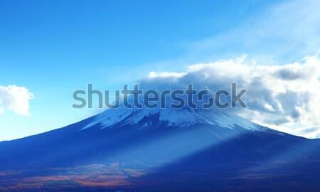 Mountain Fuji Stock photo © leungchopan