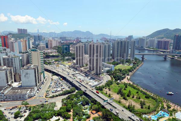 urban city Stock photo © leungchopan