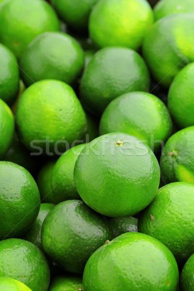 Kalk citrus fruit natuur groene drinken citroen Stockfoto © leungchopan