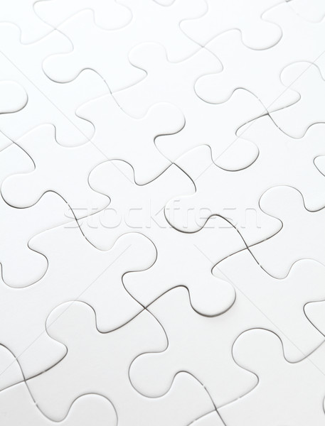Completed puzzle Stock photo © leungchopan