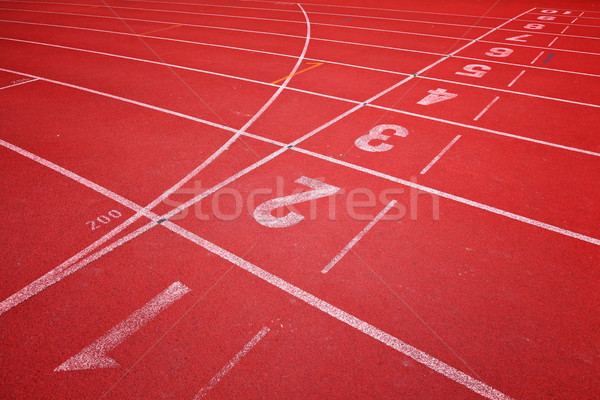 sport field Stock photo © leungchopan