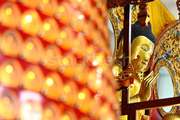 china temple Stock photo © leungchopan