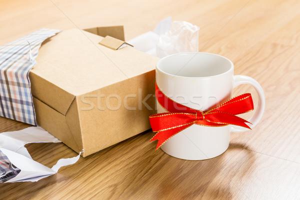 Worst gift Stock photo © leungchopan