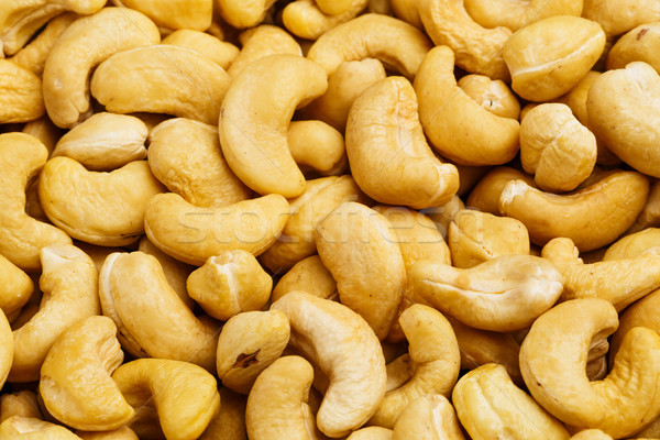 Fresh cashew nuts Stock photo © leungchopan