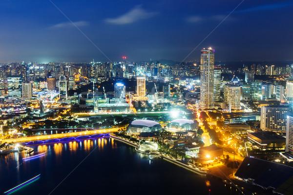 Singapore Stock photo © leungchopan