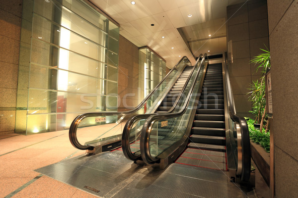 escalator Stock photo © leungchopan