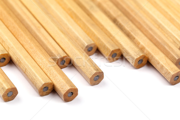 новых карандашом служба инструментом рисунок написать Сток-фото © leungchopan