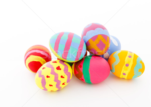 Easter egg Stock photo © leungchopan