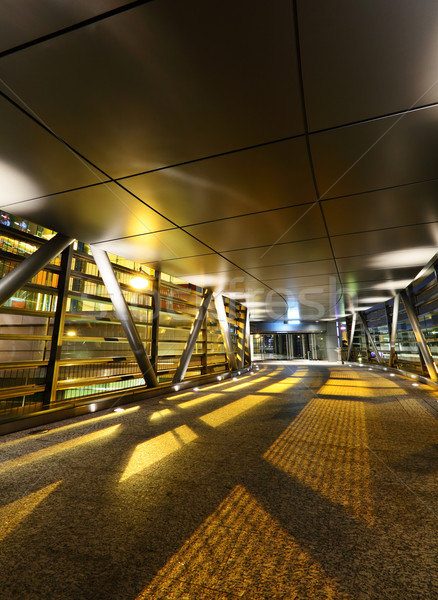 flyover in the night Stock photo © leungchopan